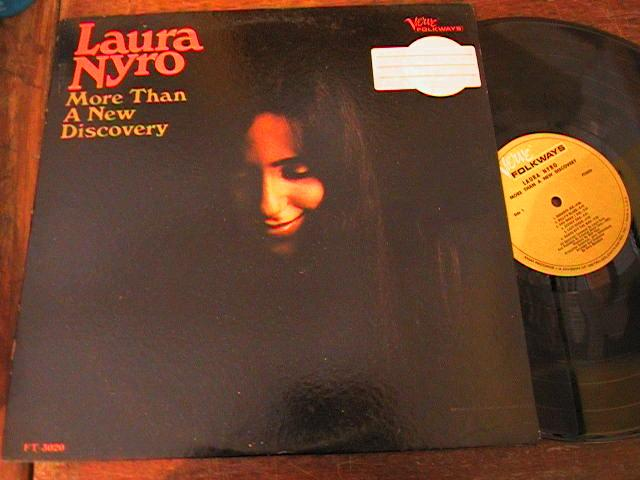 LAURA NYRO - MORE THAN NEW DISCOVERY - VERVE { AF 237