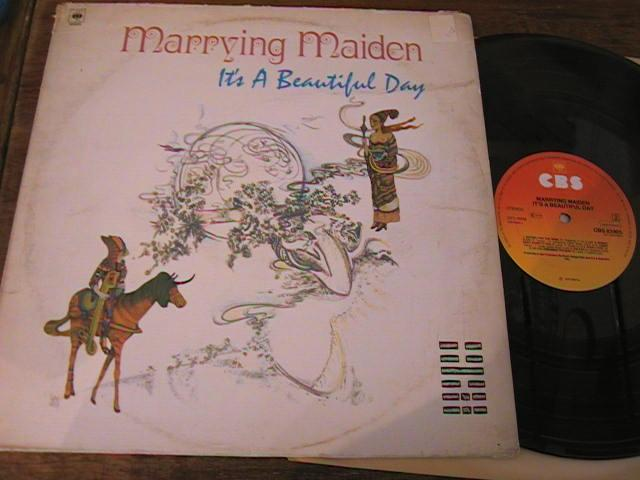 IT'S A BEAUTIFUL DAY - MARRYING MAIDEN - CBS { AF 255