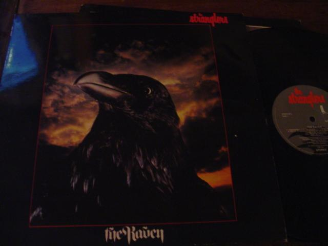 THE STRANGLERS - THE RAVEN - U A RECORDS { AF 332