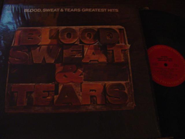 BLOOD SWEAT & TEARS - GREATEST HITS - COLUMBIA { AF 325