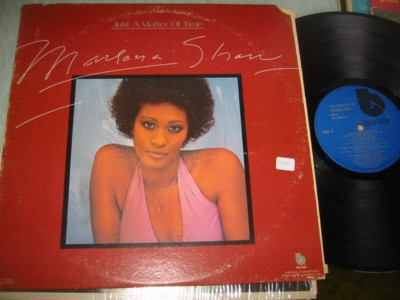 MARLENA SHAW - JUST A MATTER TIME - BLUE NOTE { AF 988