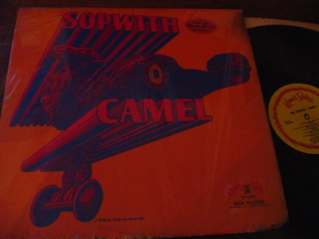 SOPWITH CAMEL - SELF TITLE - KARMA SUTRA - { AF 390