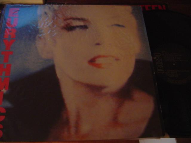 EURYTHMICS - BE YOURSELF TONIGHT - RCA { AF 443