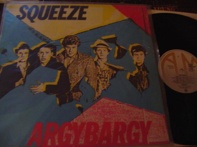SQUEEZE - ARGYBARGY - PRIVATE PRESS { AF 440