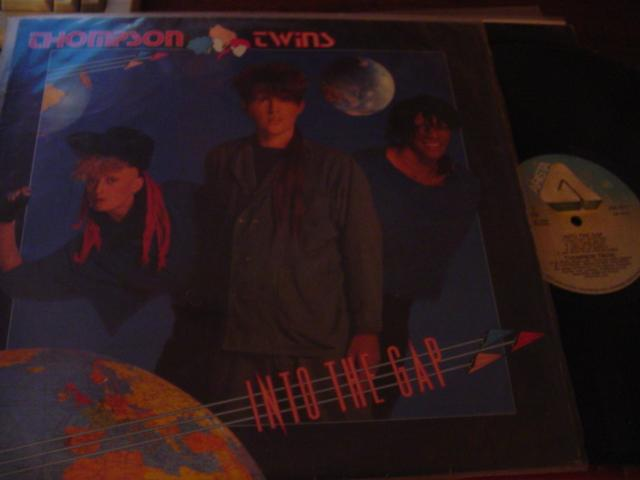 THOMPSON TWINS - INTO THE GAP - ARISTA { AF 436