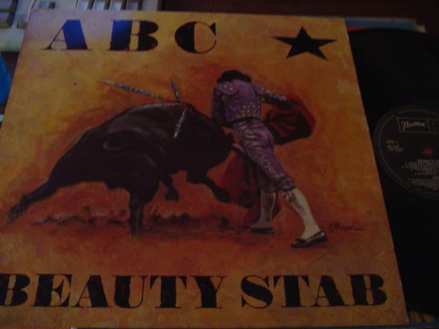 ABC - BEAUTY STAB - NEUTRON IRISH PRESS { AF 424