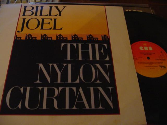 BILLY JOEL - NYLON CURTAIN - CBS { AF 414