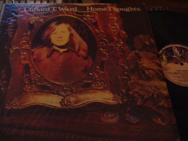 CLIFFORD T WARD - HOME THOUGHTS - CHARISMA { AF 411