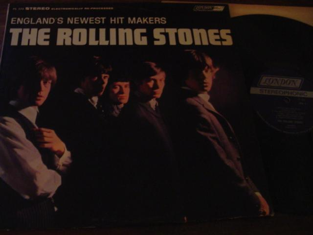 ROLLING STONES - ENGLANDS NEWEST - LONDON { AF 392