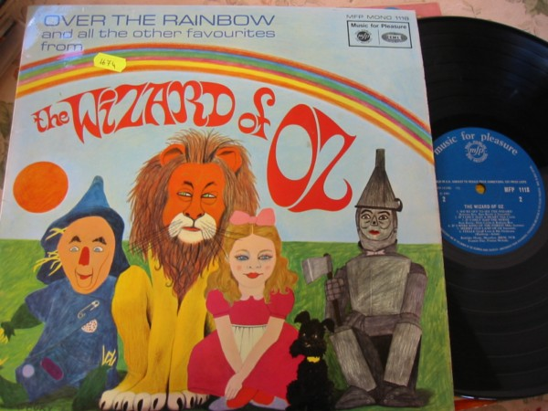 ROBERTA REX & MIKE SAMMES - WIZARD OF OZ - MFP