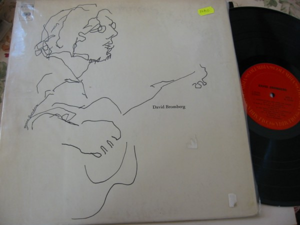DAVID BROMBERG - SELF TITLE - COLUMBIA 1971