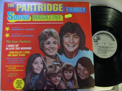 PARTRIDGE FAMILY - SOUND MAGAZINE - BELL