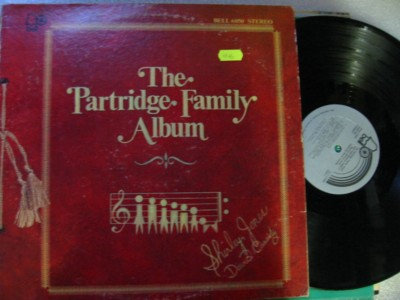 PARTRIDGE FAMILY - ALBUM - BELL