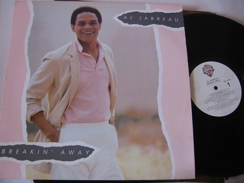 Al Jarreau - Breakin' away - Warner USA 1981