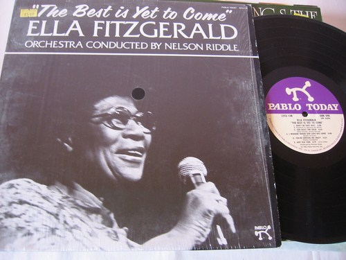 Ella Fitzgerald - The Best is yet to come - Pablo 1982