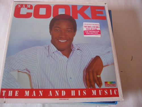 Sam Cooke - The Man and his Music - Abkco SEALED 2LP