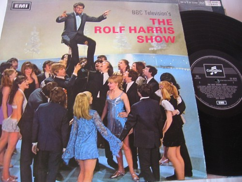 Rolf Harris - B.B.C. Show - EMI UK