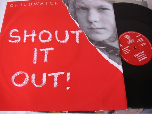 Jim Diamond - Shout it out - Tembo Records