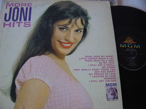 Joni James - More Hits - MGM USA