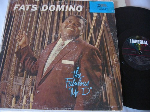 Fats Domino - The Fabulous Mr D. - Imperial USA