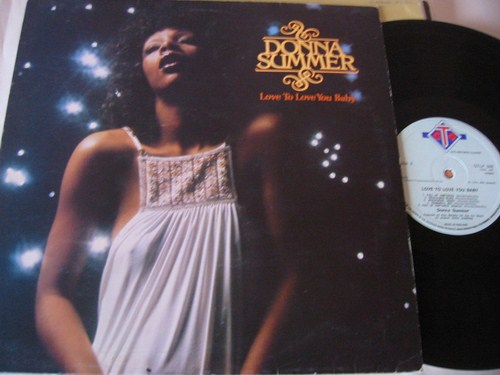 Donna Summer - Love to love you Baby - GTO 1975