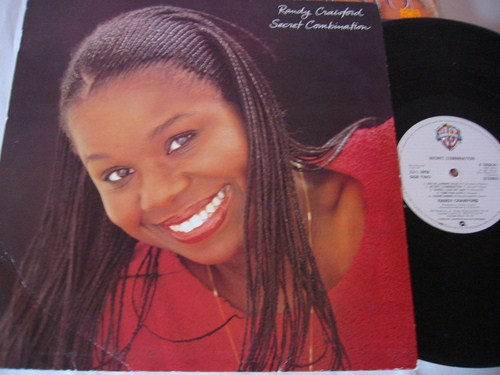 Randy Crawford - Secret Combination - Warner UK 1981