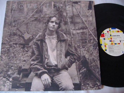 Robbie Nevil - Self Title - Manhattan Records - 1985