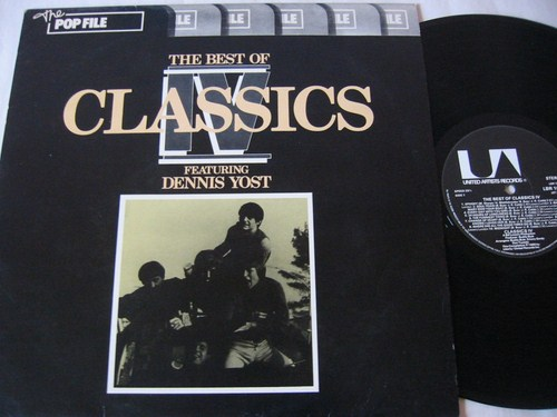 Dennis Yost - Classics IV - Best Of - United Artists UK 1980