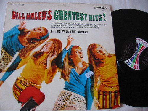 Bill Haley - Greatest Hits - Coral UK