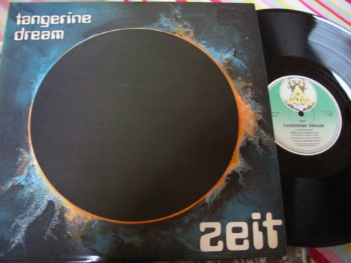 TANGERINE DREAM - ZEIT - VIRGIN UK 2LP - { AF 103
