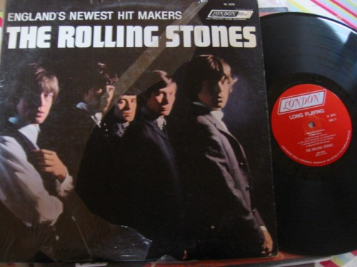 ROLLING STONES - ENGLANDS NEWEST - LONDON { AF 113