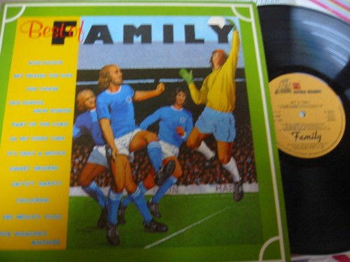 FAMILY - THE BEST OF - REPRISE UK { AF 114
