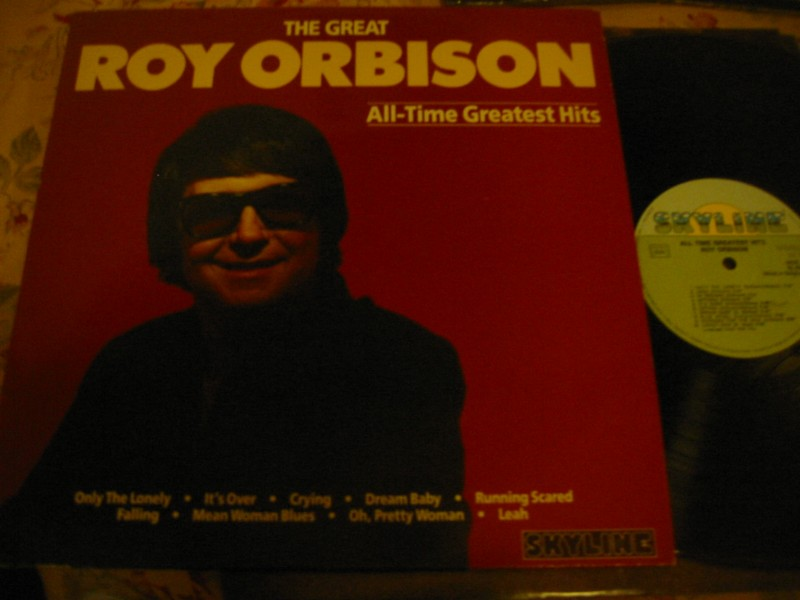 ROY ORBISON - ALL TIME GREATEST HITS - SKYLINE