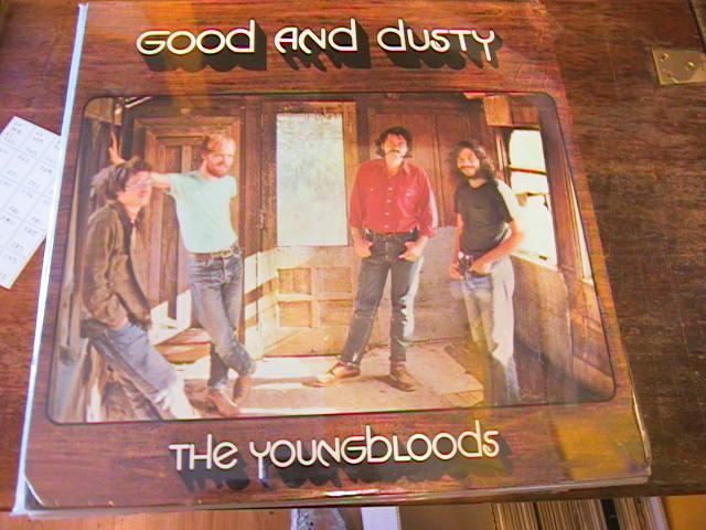 YOUNGBLOODS - GOOD DUSTY Sealed - WARNER { AF 273