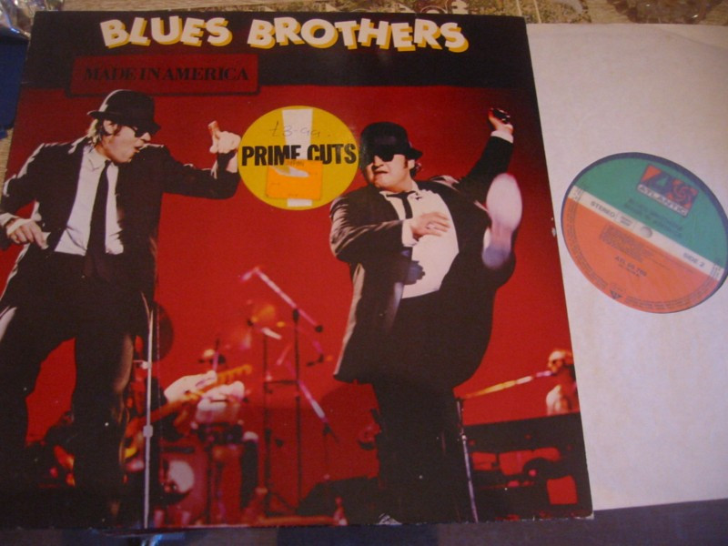 BLUES BROTHERS - MADE IN AMERICA - ATLANTIC 1980