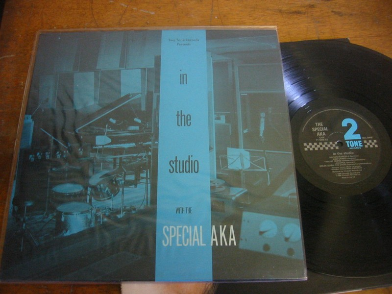 THE SPECIAL AKA - IN THE STUDIO - 2 TONE UK 1984
