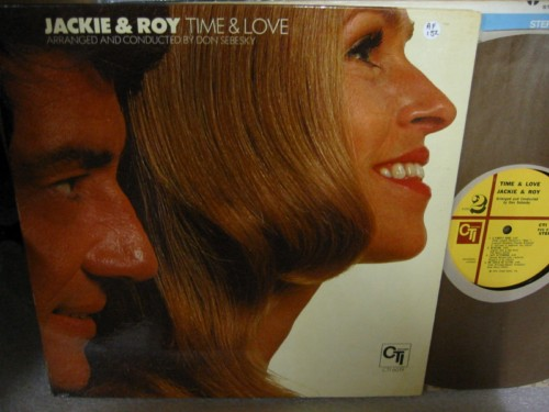 JACKIE and ROY - TIME and LOVE - CTI { AF 152