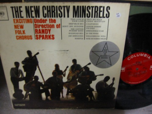 NEW CHRISTY MINSTRELS - SELF TITLE - COLUMBIA Demo
