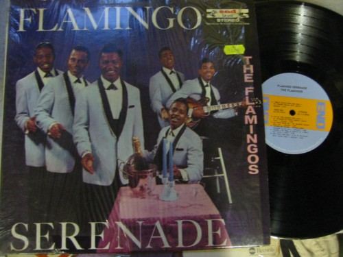 THE FLAMINGOS - SERENADE - END 1309