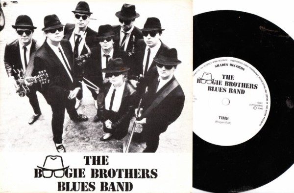 BOOGIE BROTHERS BLUES BAND - SHADES RECORDS