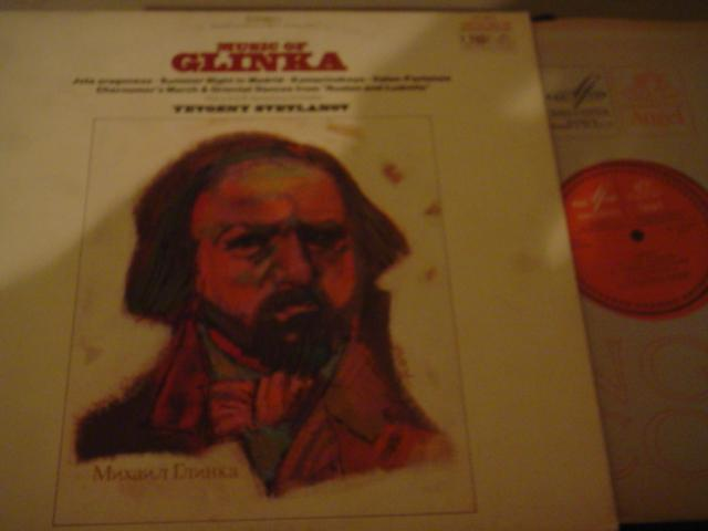 CLINKA - MUSIC OF - SVETLANOV - ANGEL MELODIYA