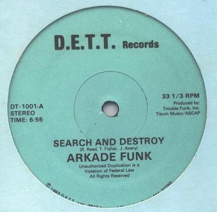 Arkade Funk - Search And Destroy