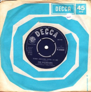 The Bachelors - Lovers such as I - Decca IRISH 1968
