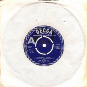 The Bachelors - Everybody's Talking - Decca Demo 1969