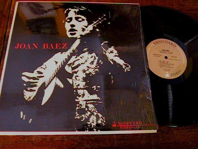 JOAN BAEZ - SELF TITLE - VANGUARD { AF 167