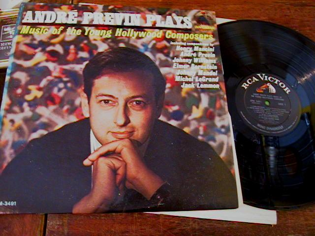 ANDRE PREVIN - YOU COMPOSERS - RCA PROMO { 460