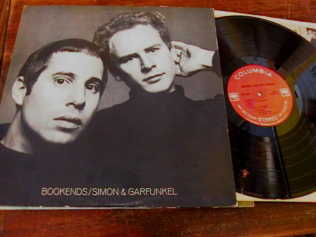 SIMON GARFUNKEL - BOOKENDS - COLUMBIA { 179