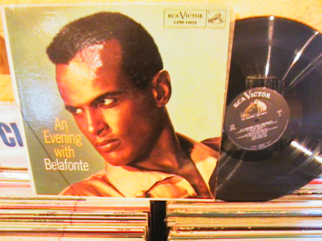 HARRY BELAFONTE - AN EVENING WITH - RCA LPM - M 38