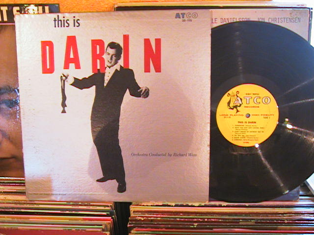 BOBBY DARIN - THIS IS - ATCO - M 32