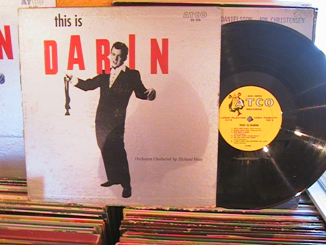 BOBBY DARIN - THIS IS - ATCO - M 31